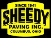 Sheedy Paving, Inc.  Logo