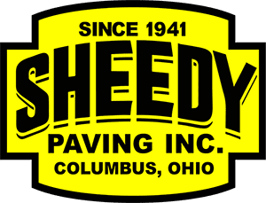 logo sheedy paving