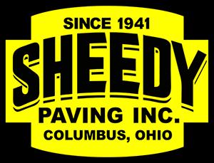 logo sheedy paving